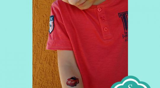 Grazi tatuagem