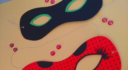 Grazi shape gratis mascara ladybug