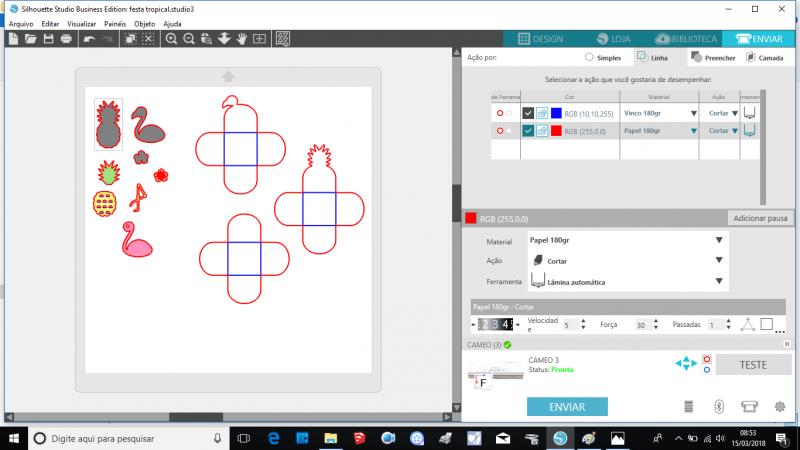 DIY Forminhas e Toppers Personalizados na Silhouette - C/ Shapes Grátis