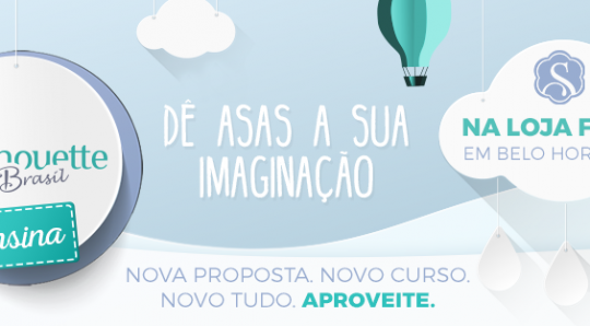 Silhouette Brasil Ensina - Loja Física BH