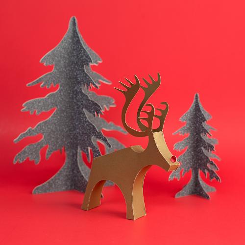 Ideias para enfeites de natal - clima natalino
