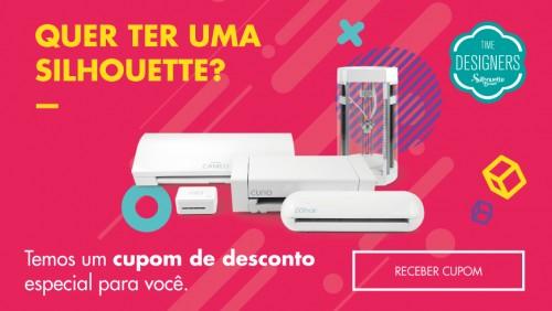 Cupom de Desconto Silhouette Brasil