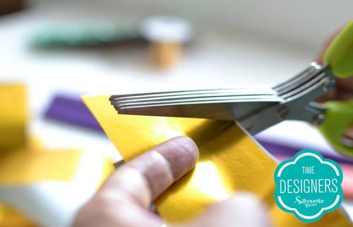 Decoração Chá de Revelação - piñata de papel