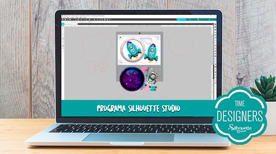 Como Fazer Topo de Bolo com Shaker na Silhouette - DIY - Arquivo no Silhouette Studio