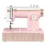 Máquina Costura Pink Stitch Happy Papel Tecido We R