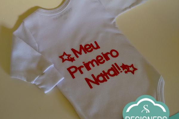 Body de Bebê Natalino
