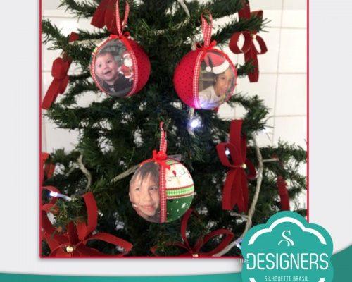 Árvore de Natal Personalizada