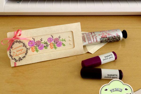 Box com Sketch Pens