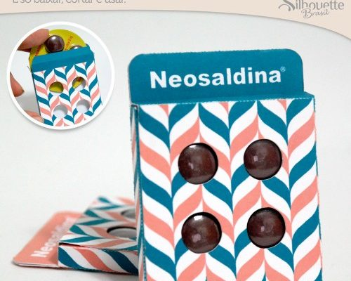 Caixinha para neosaldina