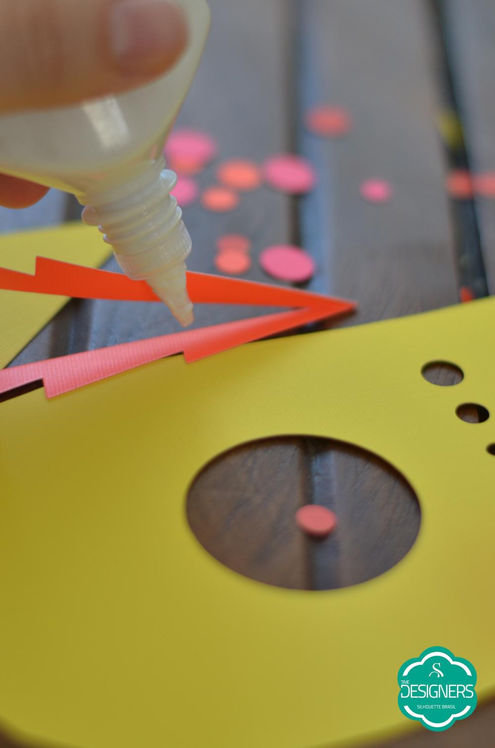 DIY Máscaras de Carnaval de Papel