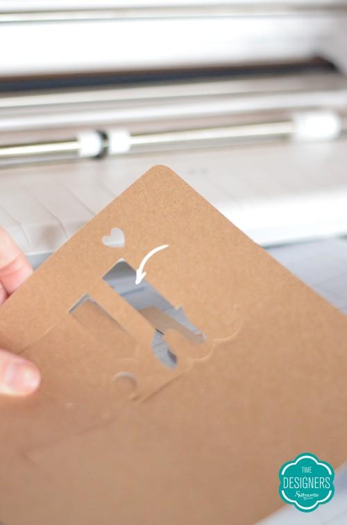 como fazer um cartão 3D