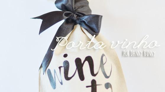 Porta Vinho Para o Dia dos Pais