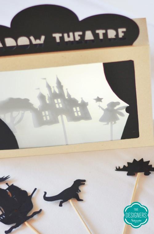 personalizados de papel feitos na silhouette