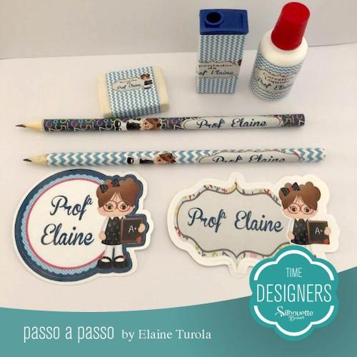 Dicas para Personalizar Material Escolar como personalizar material escolar volta as aulas como fazer etiquetas na silhouette