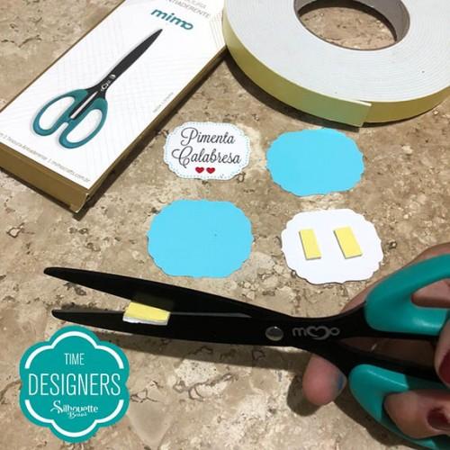 Como Personalizar Tubetes - DIY C/ Molde Grátis