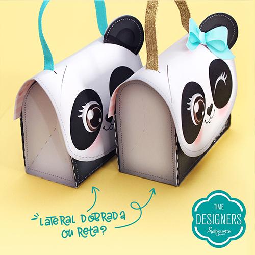 Festa Panda: Ideia de Personalizado com Arquivo Grátis