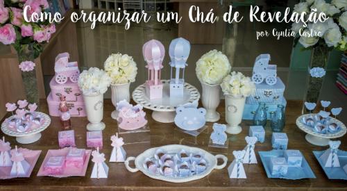 Como Organizar um Chá de Revelação