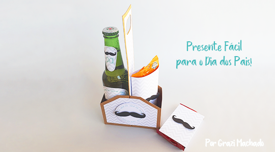 Como Fazer um Presente para o Dia dos Pais Fácil