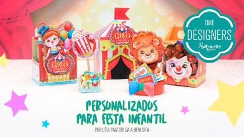 Como Fazer Personalizados para Festa Infantil