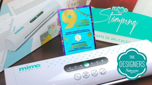 Mimo Stamping e o Mercado de Convites: Como Fazer Hot Stamping