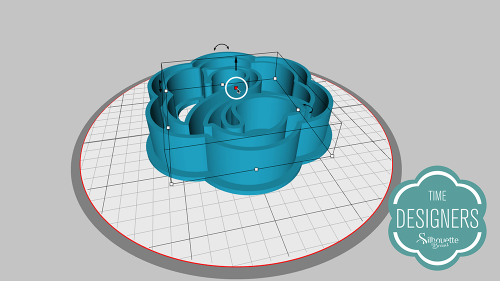 Como Fazer Cortador de Biscoito na Impressora 3D Silhouette Alta