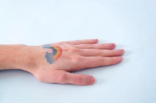 Como fazer tatuagem falsa em casa