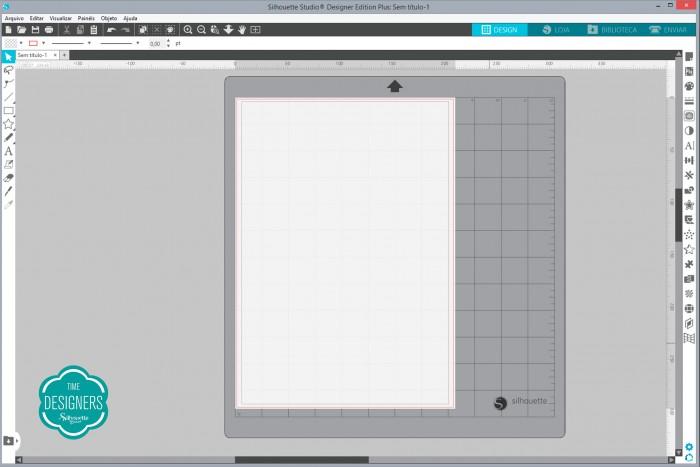 Tela Silhouette Studio Designer Edition Plus