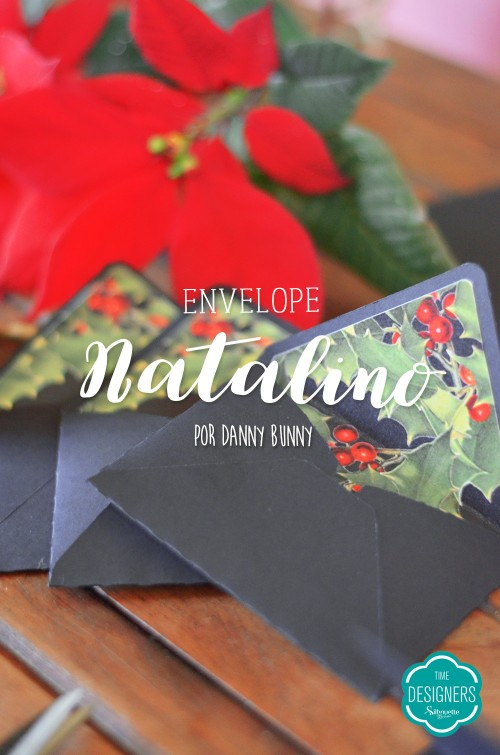 Ideias para enfeites de natal - cartão especial de natal