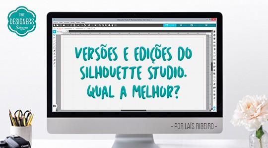 Versões e Edições Silhouette Studio: Qual Melhor