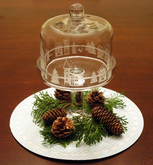 Ideias para enfeites de natal - decoração personalizada - decoração mesa de natal