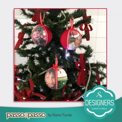 Ideias para enfeites de natal - decoração árvore de natal