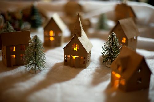 Ideias para enfeites de natal - decoração de natal