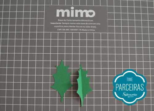Caixa para Mini Panetone - Molde Grátis - Caixa decorada