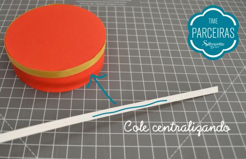 Caixa para Mini Panetone - Molde Grátis - Caixinha de natal Faça você mesmo