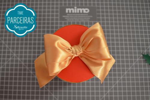 Caixa para Mini Panetone - Molde Grátis - decoração de caixa para o natal
