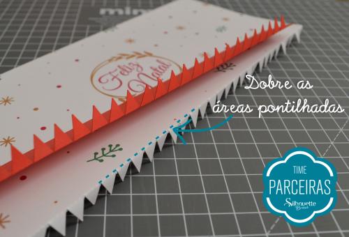 Caixa para Mini Panetone - Molde Grátis - aprenda como fazer