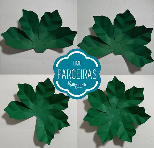 Como fazer uma árvore de natal de papel - tendência de natal