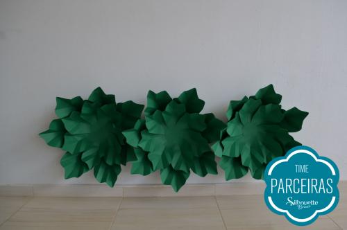 Como fazer uma árvore de natal de papel - árvore de natal decorativa