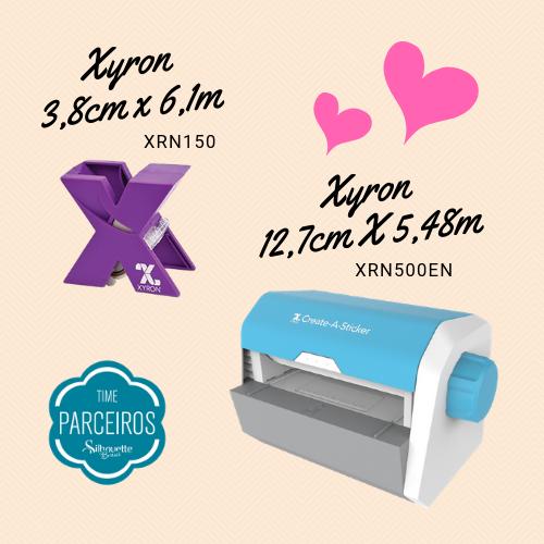 Como Fazer Adesivos com a Xyron - máquina de fazer adesivo