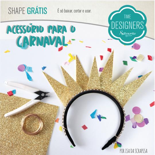 Aprenda a fazer Tiaras para Carnaval em EVA no formato de Raios de Sol