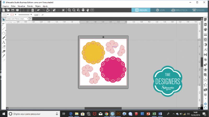 DIY Arranjo de Flores de Papel - Como fazer Lembrancinha para o dia da Mulher