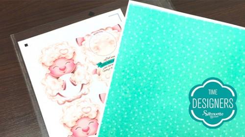 Cartão Porta Bombom Especial de Páscoa - Lembrancinha de Páscoa - cartão especial