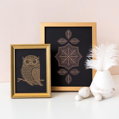 Foil Quill - personalizados de luxo