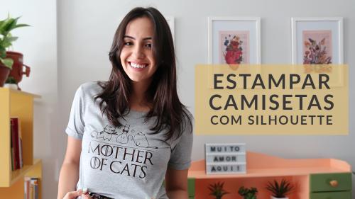 Como Estampar Camisetas em Casa - estamparia personalizada