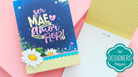 Lembrancinhas Personalizadas para o Dia das Mães - bloquinho personalizado