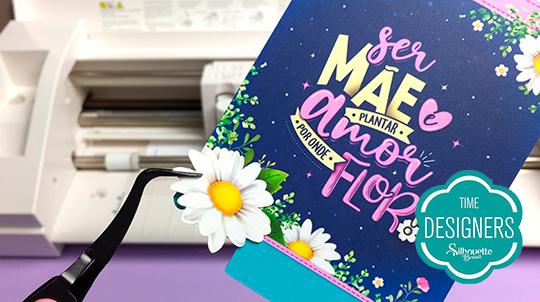 Lembrancinhas Personalizadas para o Dia das Mães - lembrancinha dia das mães na Silhouette