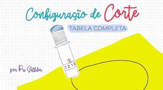 Caixa para Mini Vinho - Configuração de corte