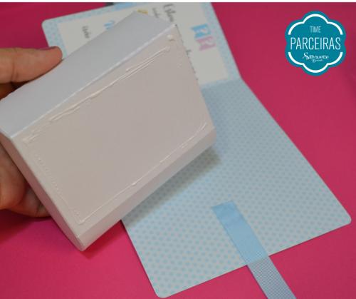 Caixinha para Doces - DIY caixinha personalizada