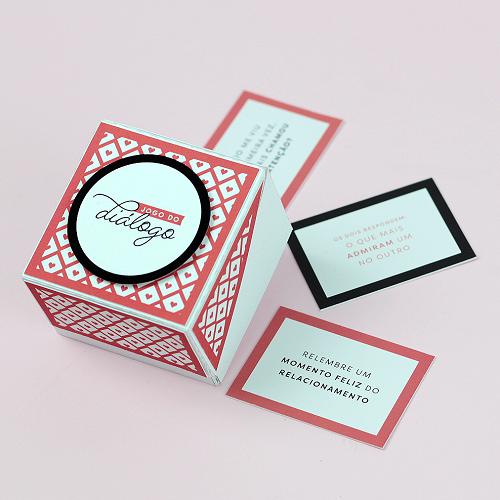 Jogo para o Dia dos Namorados - caixa diálogo