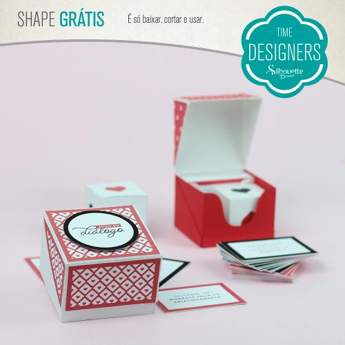 Jogo para o Dia dos Namorados - Caixa personalizada